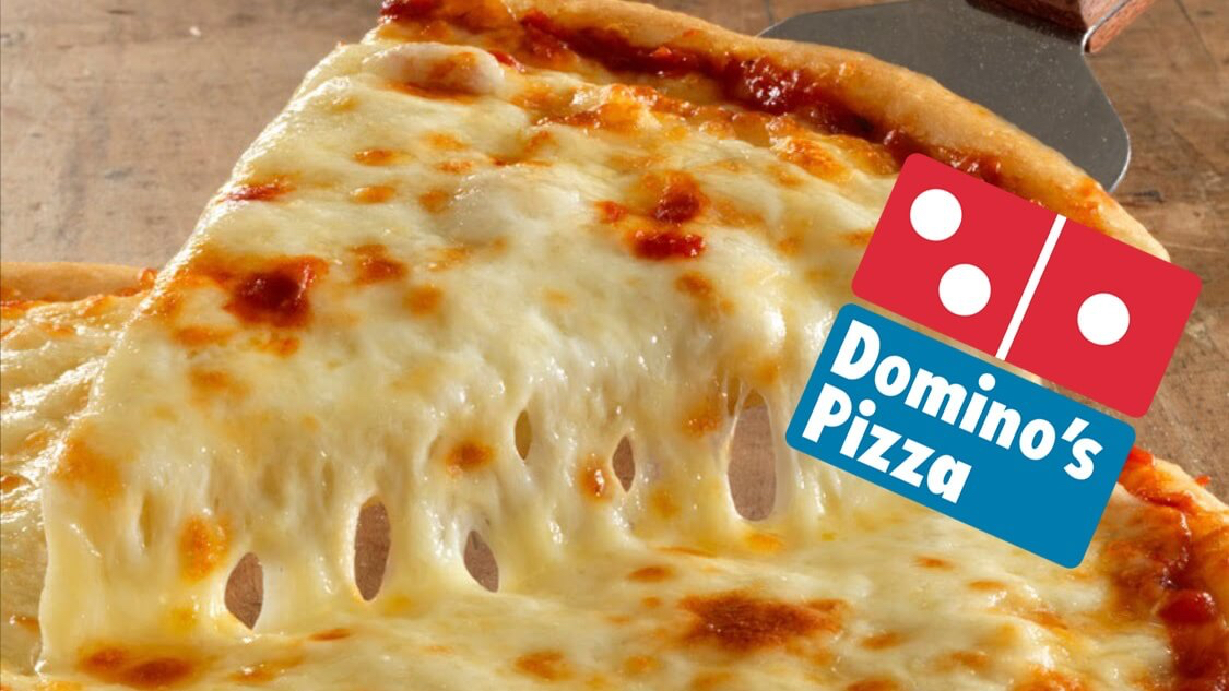 dominos pizza going gangbusters
