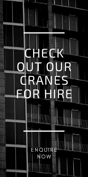 check out our cranes for hire
